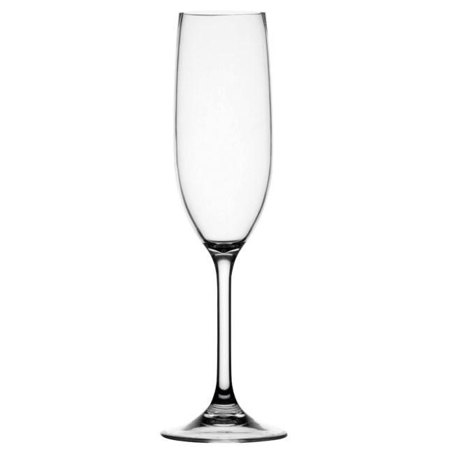 28105 clear non slip champagne flute bates wharf marine for Copas de champagne