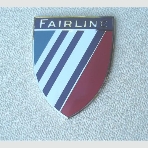 30500 FAIRLINE LOGO WITH BADGE AND NAME