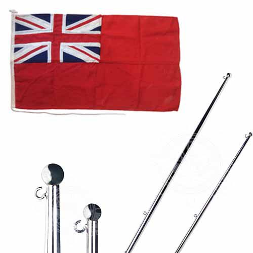 Flags, Poles & Socket