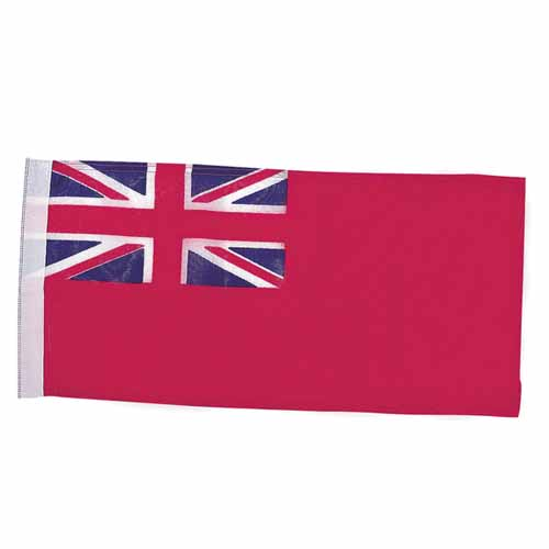 P10202 Red Ensign 91 x 46cm Nominal 1 Yard