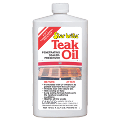 Cleaning - Teak Care